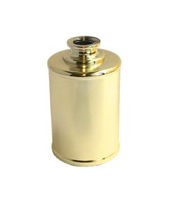 Fifth Avenue Collection Diffuser Bottle with metallic finish