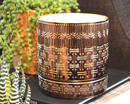 Mayfair Collection, Luxury Candle Glass, Candle Container