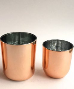Fifth Avenue Rose Gold, Candle Glass, Candle Making Supplies