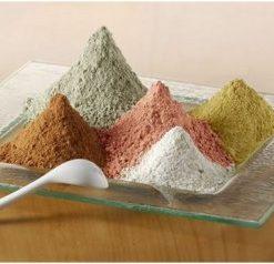 Clays, Powders & Salts