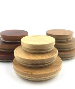 Wood Lids