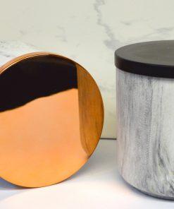 Ceramic Marble Jars